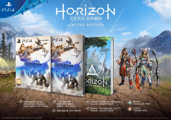 Horizon-limited-edition