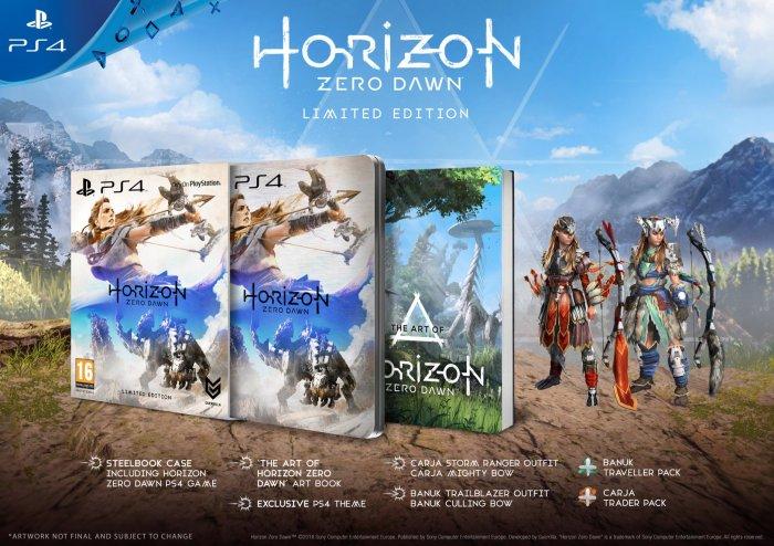 Horizon-limited-edition