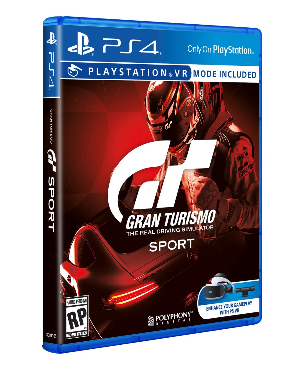 Unboxing : GT Sport Edition Collector